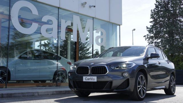 BMW X2 xDrive20d Msport LISTINO 64.870? IVA ESPOSTA