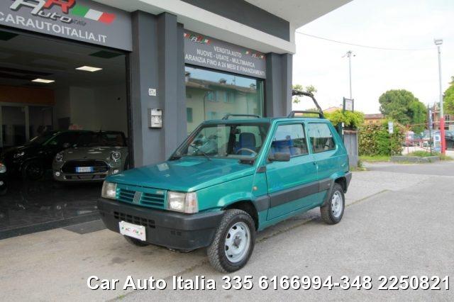 Fiat Panda usata 1100 B/GPL 4x4 Country Club CINGHIA DISTR SOSTIT a gpl Rif. 10686607