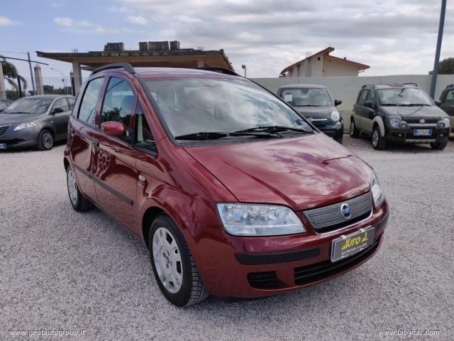 Fiat Idea usata 1.2 BLACKLABEL BENZINA 16v a benzina Rif. 10269570