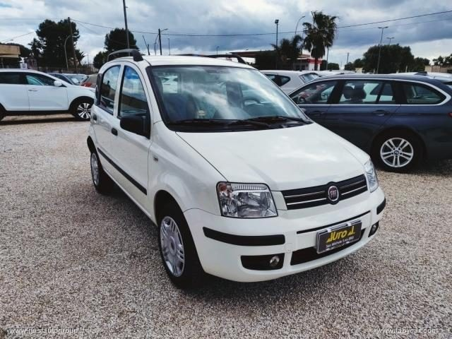 Fiat Panda usata 1.2 DYNAMIC NATURAL POWER Rif. 10269576