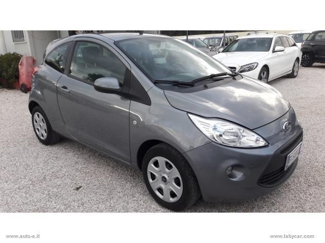 Ford usata /Ka+ 1.2 69CV a benzina Rif. 10269564