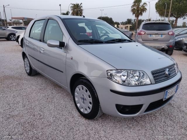 Fiat Punto usata 3 SERIE CLASSIC 1.3 MJET con soli 15.000 km Rif. 10269565