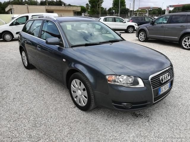 Audi A4 usata 2.0 TDi Avant Rif. 10269561