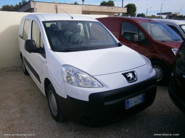 Peugeot Partner usata 1.6 HDi 90CV N1 Rif. 10269558