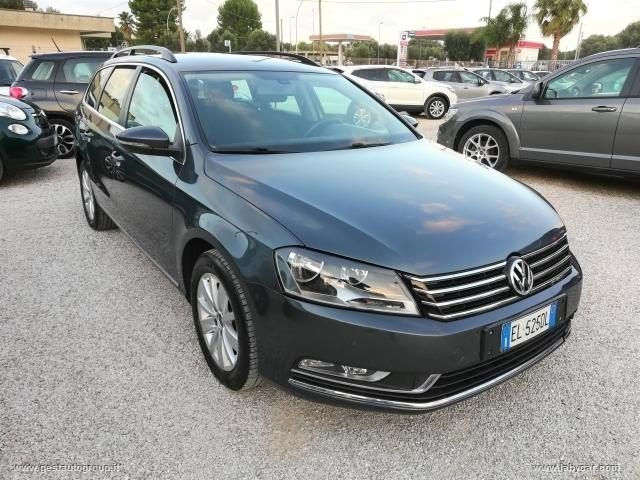 Volkswagen usata 2.0 TDI Comfortline Rif. 10269538