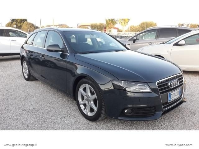 Audi A4 usata AVANT 2.0 TDI MULTITRONIC ADVANCED Rif. 10269546