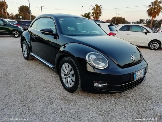 Volkswagen Maggiolino usata 1.6 TDI Design Rif. 10269593