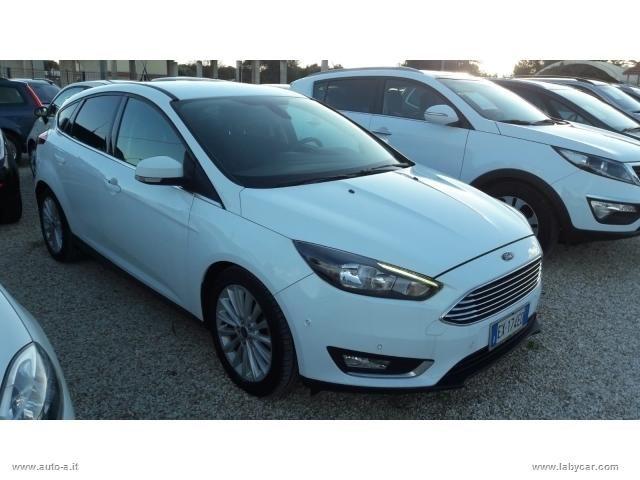 Ford Focus usata 1.5 TDCi 95CV Titanium Start/Stop Rif. 10269517