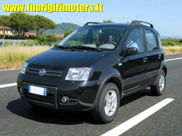 Fiat Panda usata 1.2 4x4 Climbing a benzina Rif. 10256504