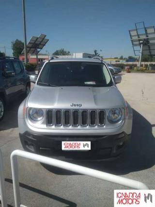 JEEP Renegade 1.6 DCT MJET 120CV LIMITED Usata