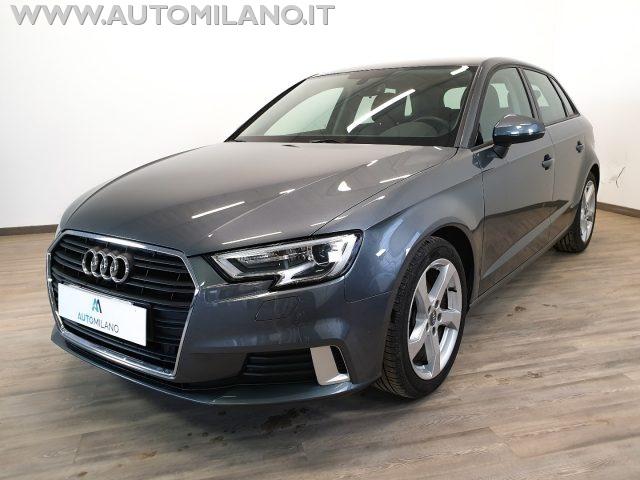 Audi A3 usata SPB 1.6 TDI 116 CV Sport diesel Rif. 10611869