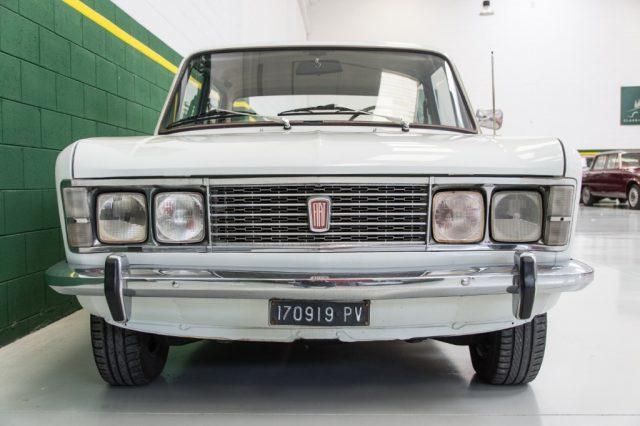 Fiat 125  - dettaglio 2