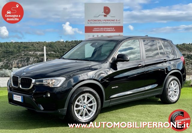 BMW X3 SDrive 18d 150cv Business Advantage