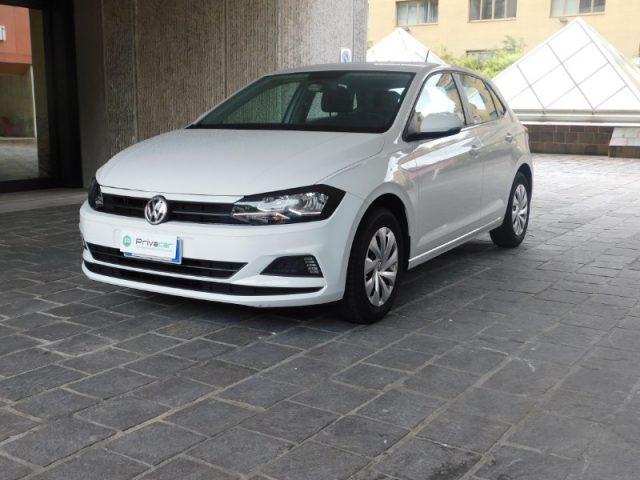 Volkswagen usata 1.0 EVO 5p. Trendline BlueMotion Technology a benzina Rif. 10285944