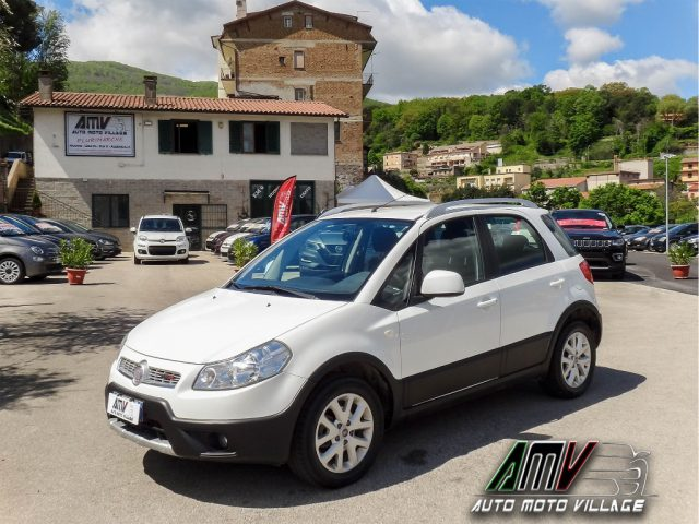Fiat Sedici usata 2.0 MJT 16V 4x4 CLIMAUTO-FENDI-CERCHI diesel Rif. 10582297