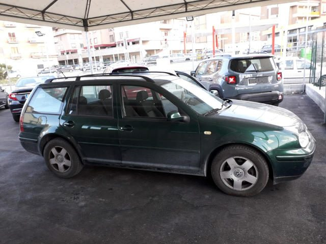 Volkswagen usata station wagon 110cv diesel Rif. 10344337