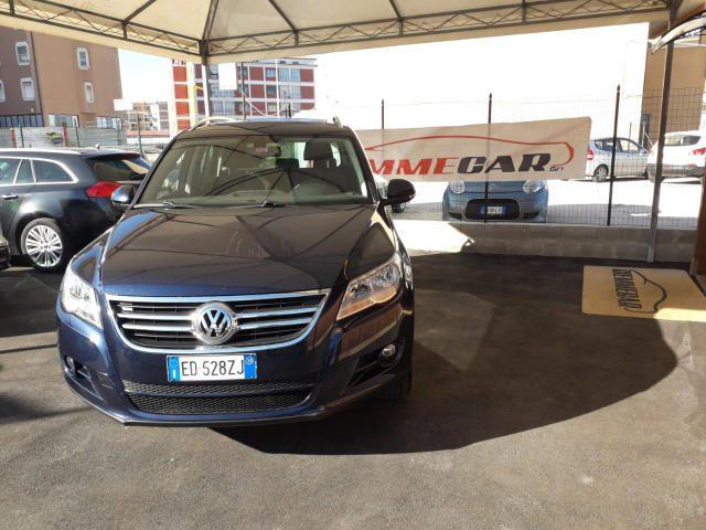 Volkswagen Tiguan usata 4 Motion tdi 140cv diesel Rif. 10344333