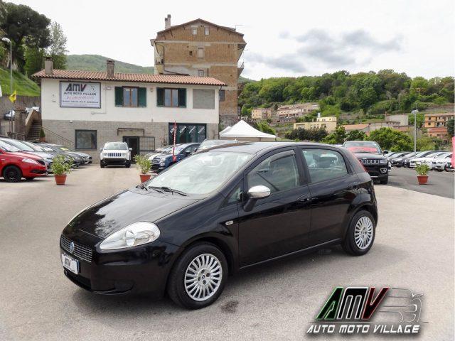 Fiat Grande Punto usata 1.3 MJT 75 CV 5 p.OK NEOP.-CD/MP3/AUX/USB diesel Rif. 10582275
