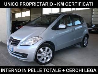 MERCEDES-BENZ A 180 CDI Premium + PELLE + UNICO PROPRIETARIO Usata
