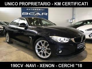 BMW 420 D Gran Coupé Sport Autom Navi M +