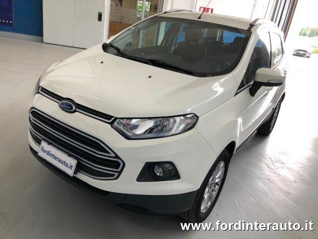 Ford Ecosport usata 1.5 TDCi 95 CV Plus diesel Rif. 10406508
