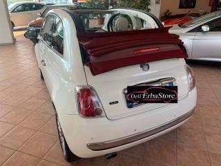 FIAT 500C C 1.2 Lounge Usata