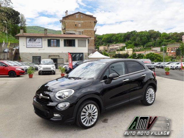 """Fiat 500x usata Lounge 1.6 MJT 120 CV NAVI """"7-XENON-CERCHI """"18 diesel Rif. 10582263"""