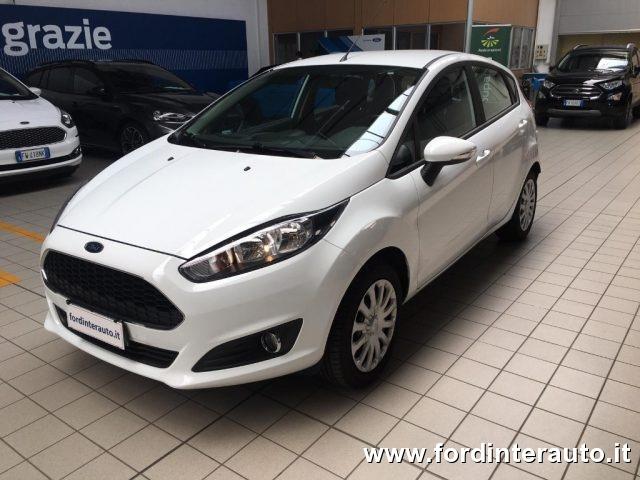 Ford Fiesta usata Plus 1.0 80CV 5 porte a benzina Rif. 10382615
