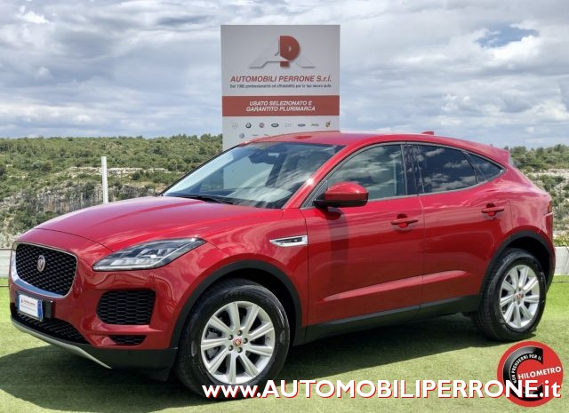 JAGUAR E-Pace Firenze Red metallizzato