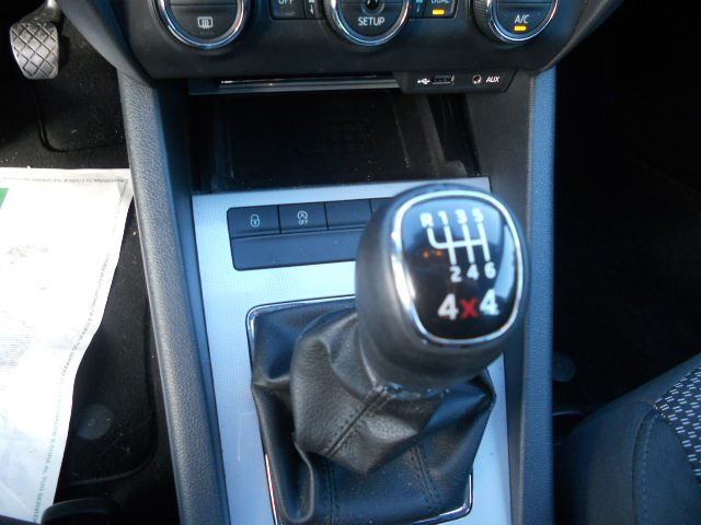 Immagine di SKODA Octavia 1.6 TDI CR 105 CV 4×4 Wagon Executive
