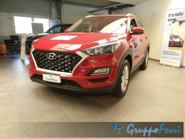 Hyundai Tucson 1.6 CRDi XTech Comfort Pack