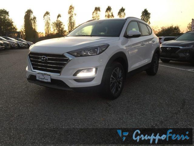 Hyundai Tucson 1.6 CRDi 136CV DCT XPrime Safety