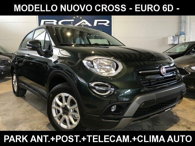Fiat 500x 1.6 E-Torq 110CV CROSS ClimaAutom+Tel.Park Mirror