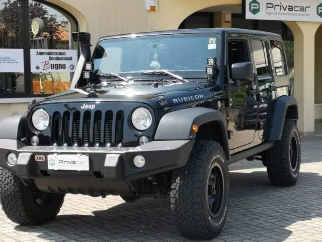 Jeep Wrangler usata Unlimited 2.8 CRD DPF Rubicon Auto diesel Rif. 10915388