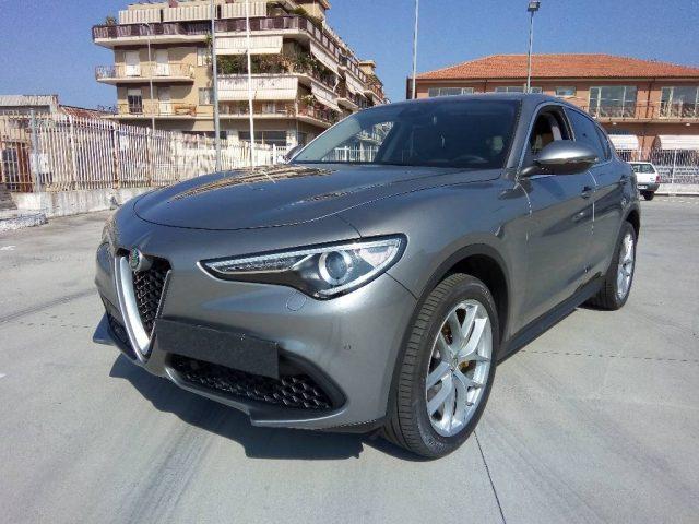 Alfa Romeo Stelvio usata 2.0 t First Edition Q4 280cv auto  2.0 t First Ed a benzina Rif. 10665886