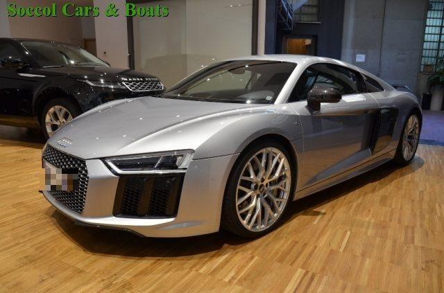 Audi R8 usata Coupé 5.2 FSI quattro plus*CARBONIO*GARANZIAUFF* a benzina Rif. 10876476