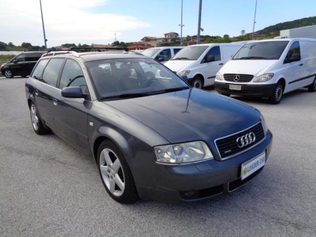Audi A6 usata 2.5 V6 TDI/180 CV Avant Quattro S-Tronic diesel Rif. 10467884