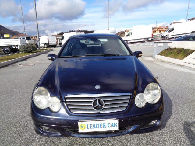 Mercedes-benz usata CDI 2.2 150 cv Sportcoupé diesel Rif. 10467898