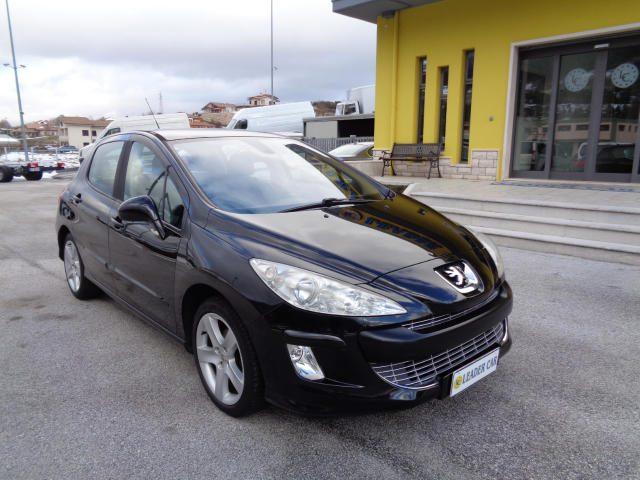 Peugeot 308 usata 1.6 HDi 110CV 5p. Premium diesel Rif. 10467897