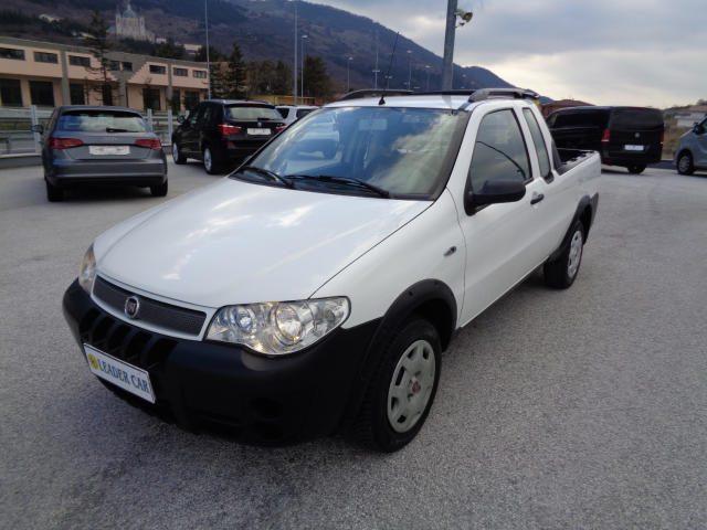 Fiat Strada usata 1.3 MJT 85 cv Pick-up Cabina Lunga diesel Rif. 10467904