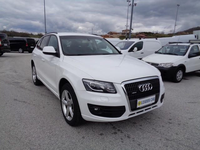 Audi Q5 usata 2.0 TDI 170 CV quattro S tronic diesel Rif. 10467912
