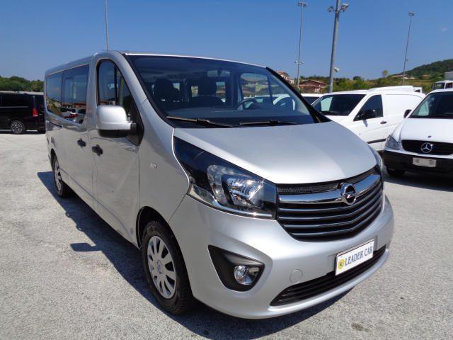 Opel Vivaro usata 29 1.6 BiTurbo 9 PostiExtra Lungo diesel Rif. 10467902