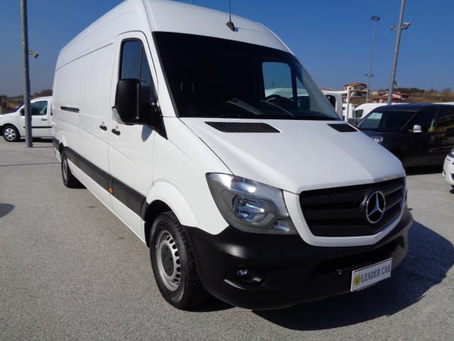 Mercedes-benz Sprinter usata F37/33 316 CDI TN Furgone Extra Long diesel Rif. 10467903