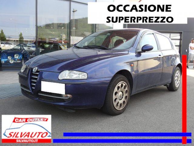 Alfa Romeo 147 usata 1.6i 16V T.S. 105 CV CAT. 5p. a benzina Rif. 10614090