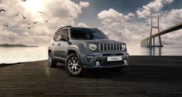 Jeep Renegade km 0 2.0 Mjt 140CV 4WD Active Drive Low Limited diesel Rif. 10586062