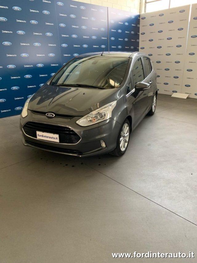 Ford B-max usata 1.4 90 CV GPL Titanium a gpl Rif. 10486468