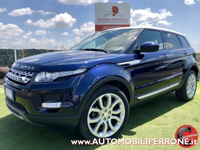 Land Rover Range Rover Evoque usata 2.2 Sd4 190cv Prestige (Pelle/Autom./Uniprop.) diesel Rif. 10922049