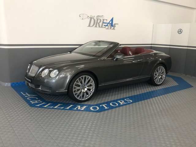 BENTLEY Continental Grigio Selenite metallizzato