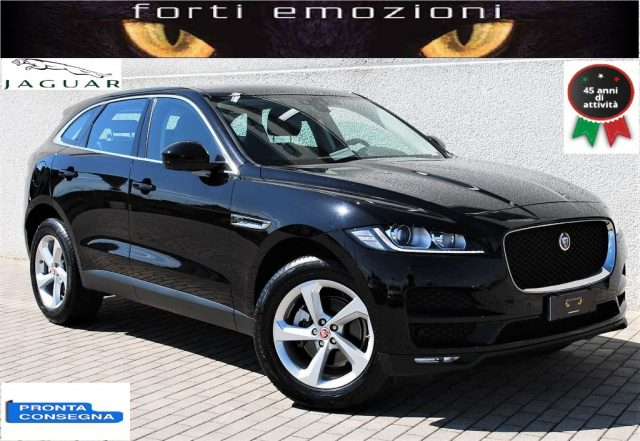 Jaguar F-pace usata 2.0 D 180 CV AWD aut. limited edition diesel Rif. 10686830