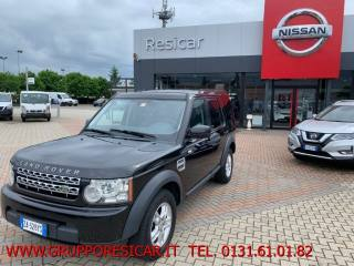 LAND ROVER Discovery 4 2.7 TDV6 HSE Usata